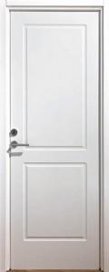 Dörrskiva till Innerdörrar - Classic två delar