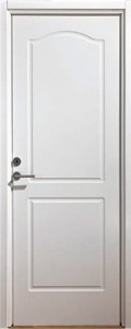 Dörrskiva till Innerdörrar - Harmoni två delar