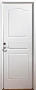 Dörrskiva till Innerdörrar - Harmoni tre delar